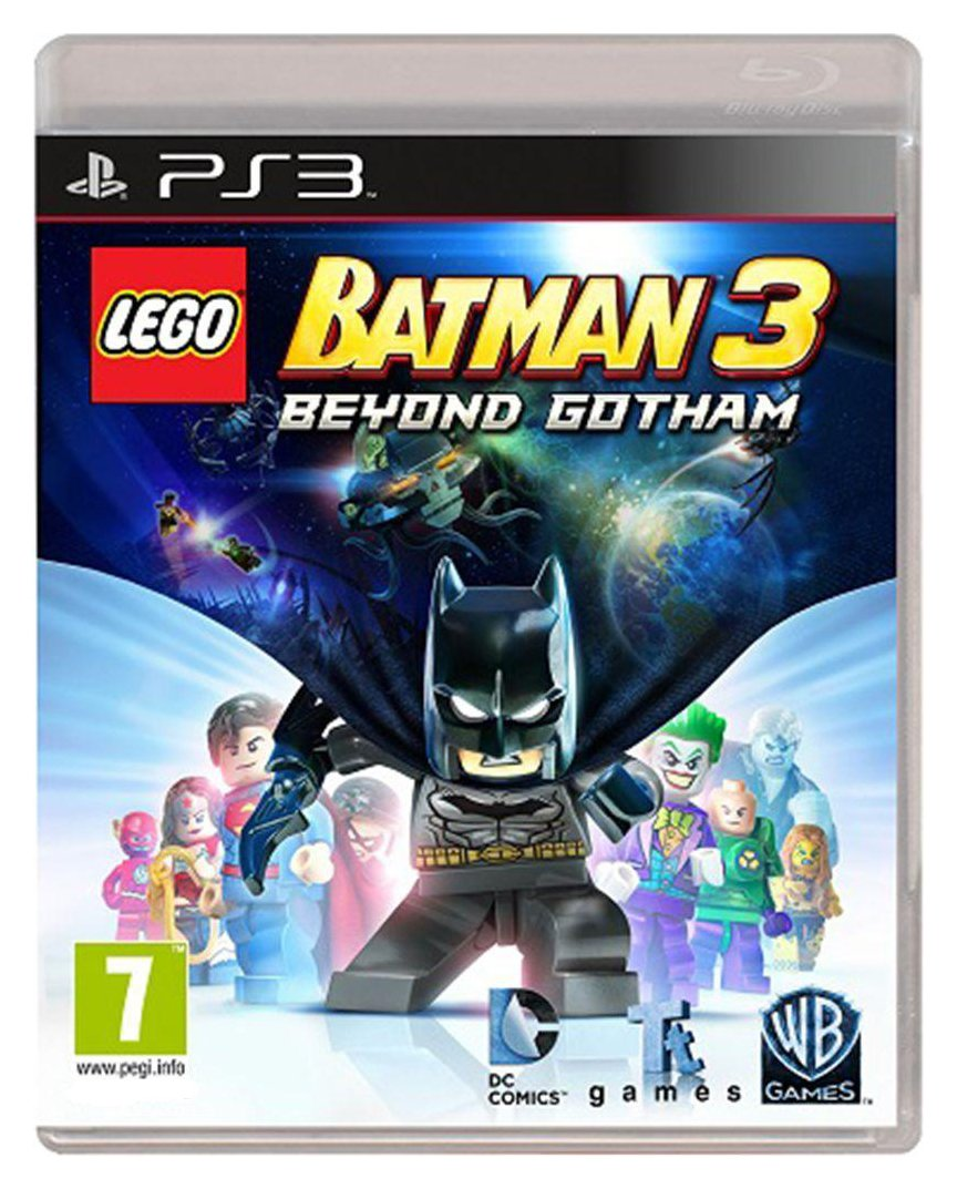 'Lego - Batman 3: Beyond Gotham - Ps3 Game
