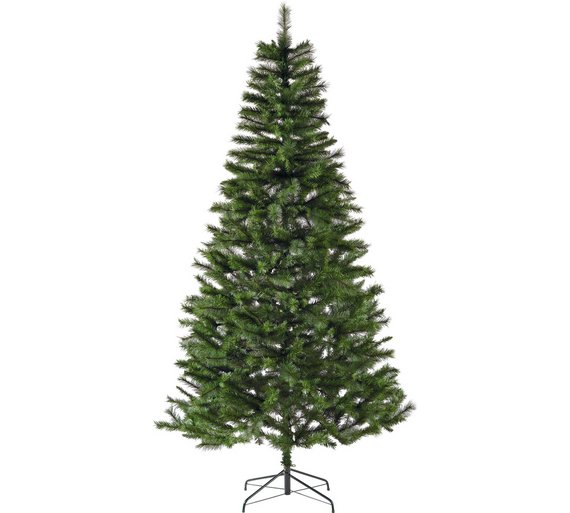 collection northstar 8ft mixed christmas tree green - 8 Ft Christmas Tree