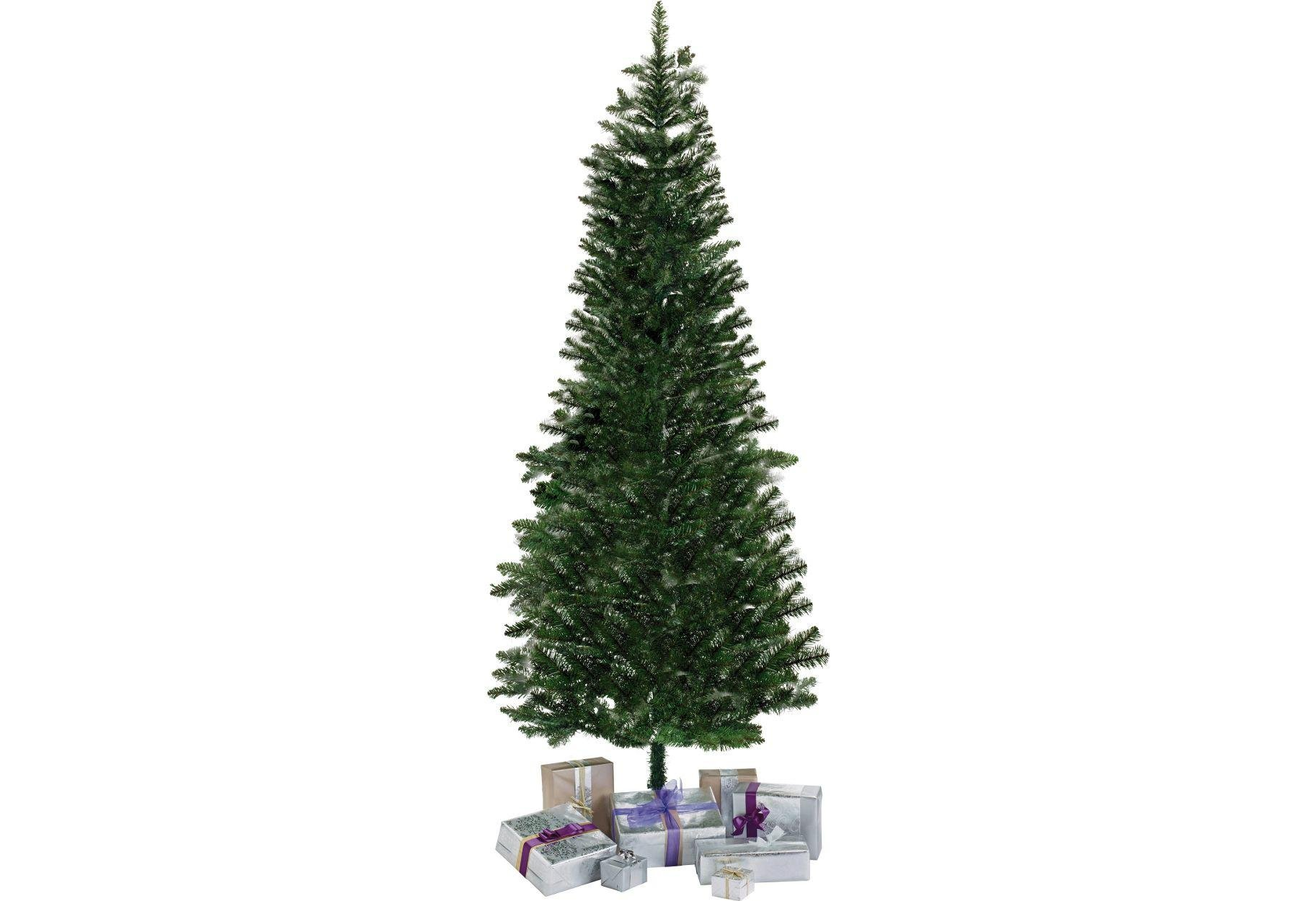 sale on home 6ft slim christmas tree evergreen argos. Black Bedroom Furniture Sets. Home Design Ideas