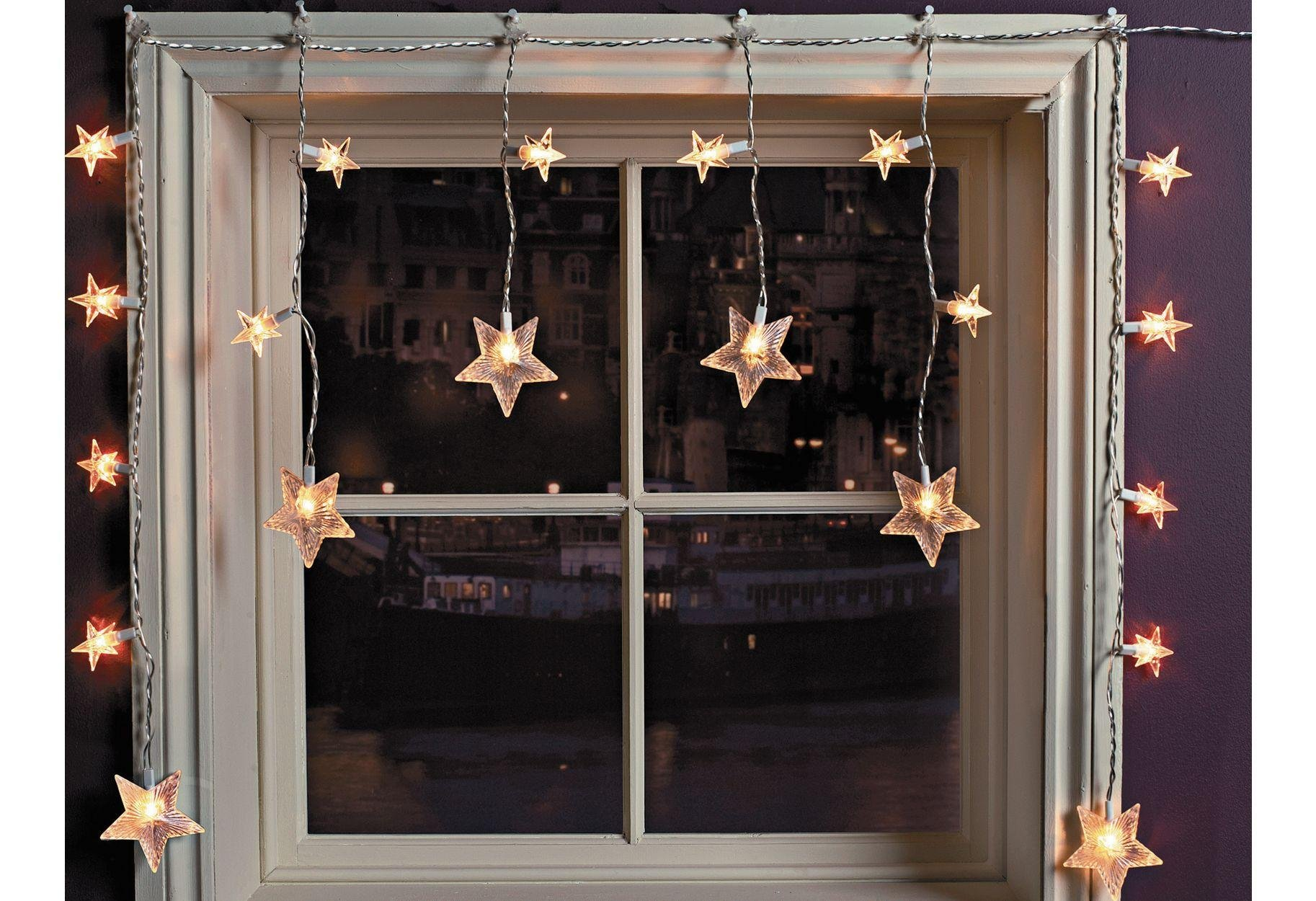 christmas window lights argos 6 window decoration lights 11685