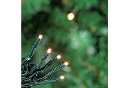 240 Multi-Function LED Christmas Tree Lights - Warm White.