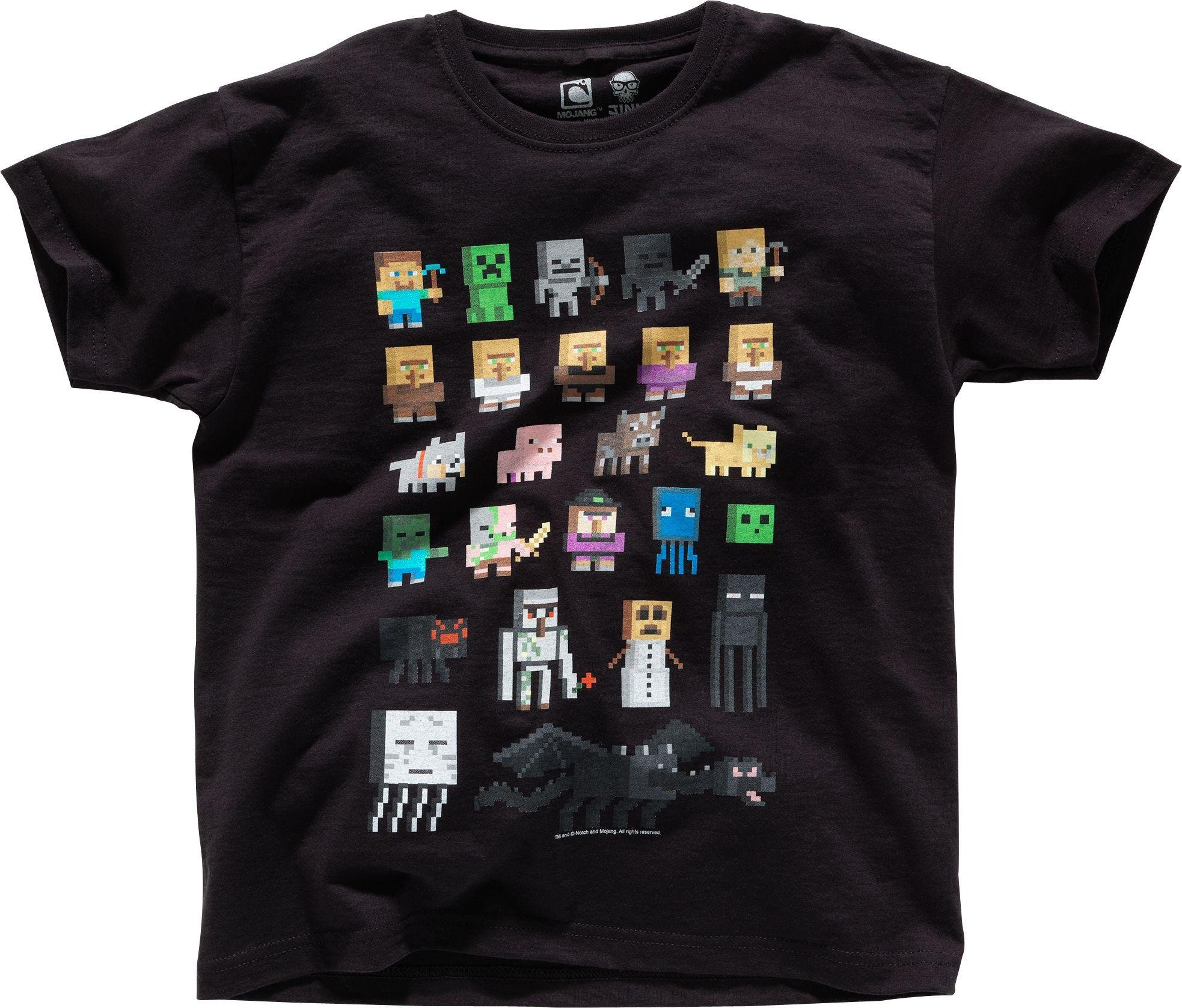 Buy Minecraft Sprites T-Shirt - 6-7 Years at Argos.co.uk - Your ...