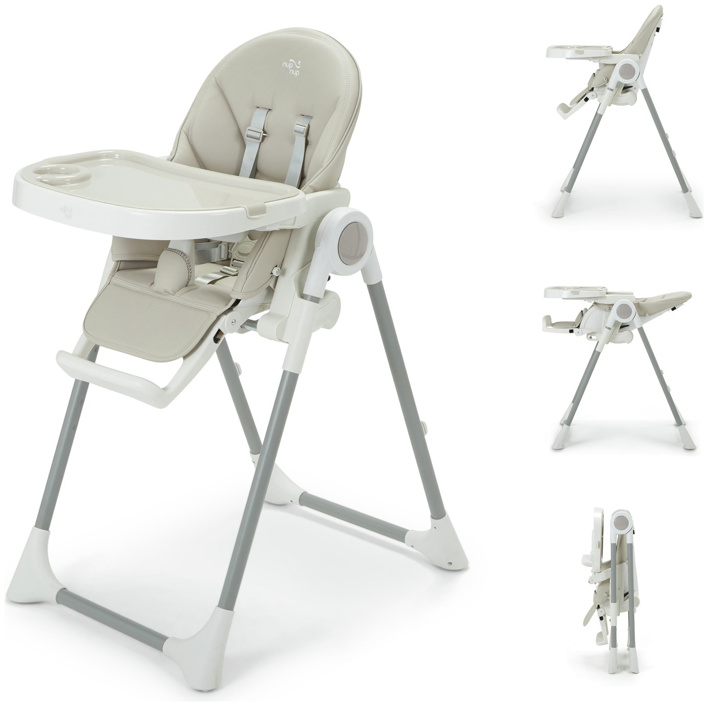 Baby Elegance Nup Nup Highchair - Natural