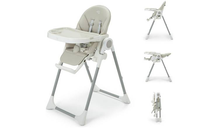 Baby Elegance Nup Nup Highchair - Natural