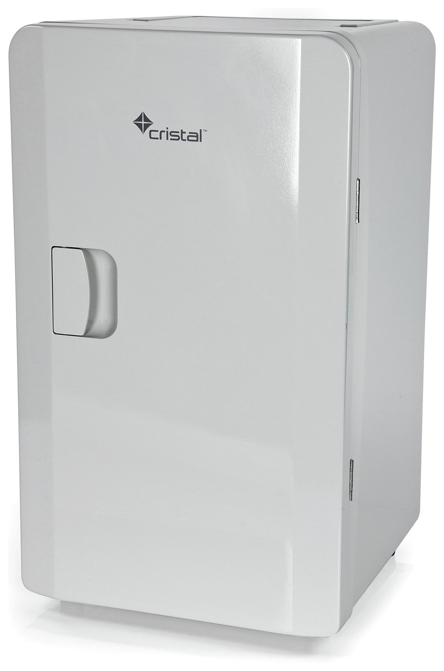 16 Litre Grey Mini Fridge