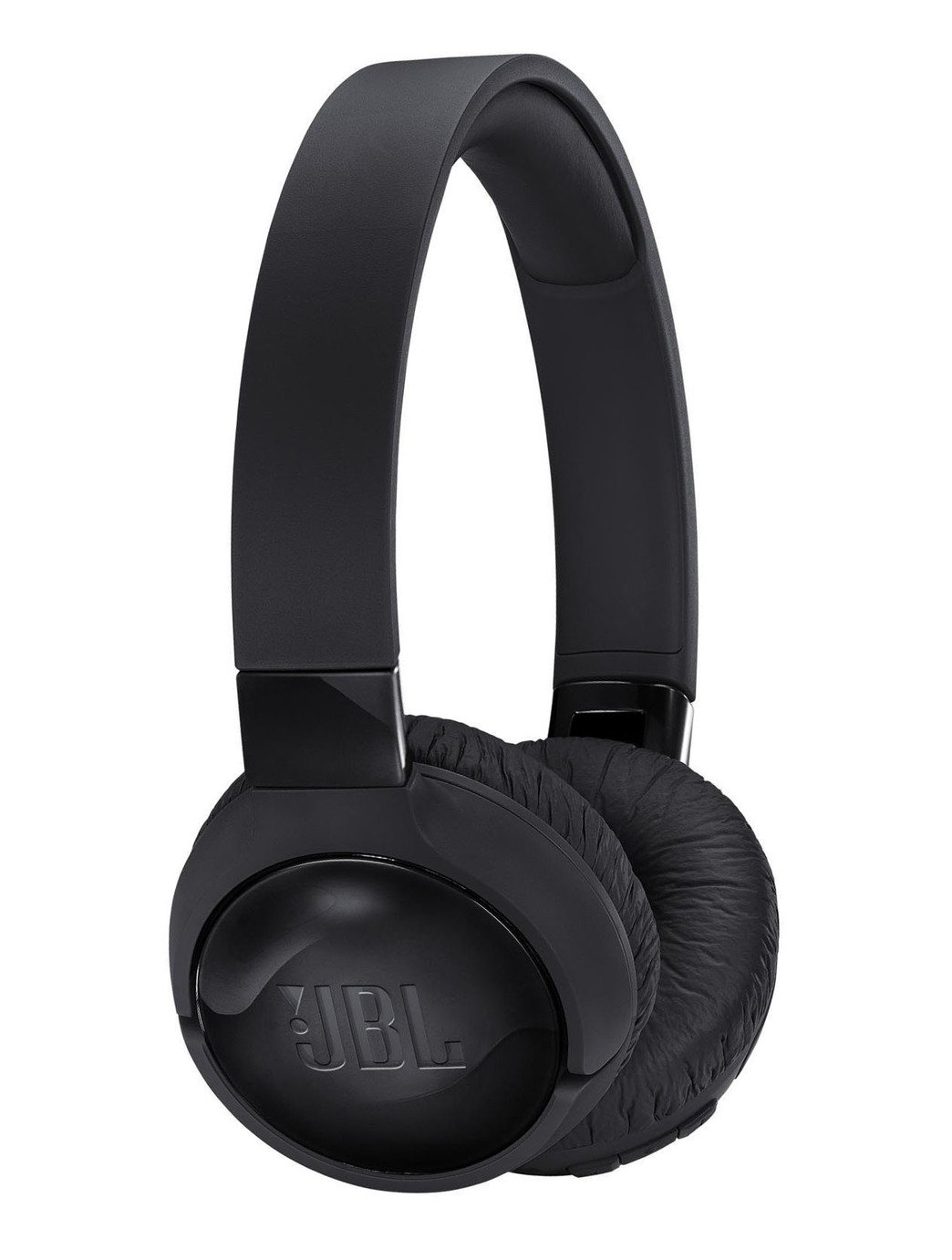 JBL Tune 660 On-Ear Wireless Headphones - Black