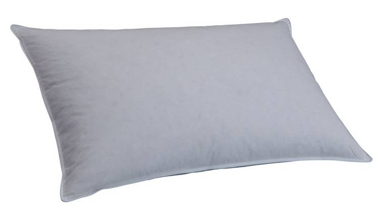 Buy Argos Home Duck Feather Soft Pillow