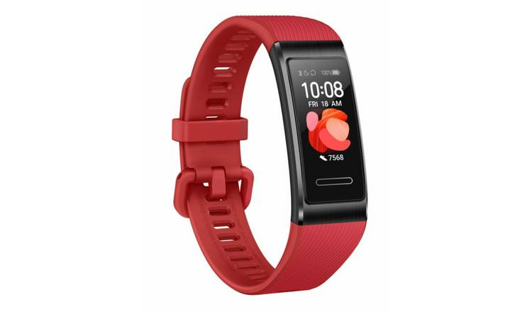 Huawei Band 4Pro Fitness Tracker - Red
