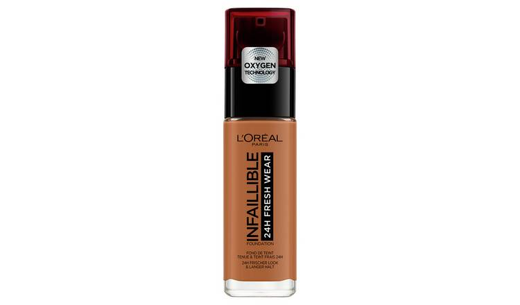 L'Oreal Infallible 24hour Foundation - Copper