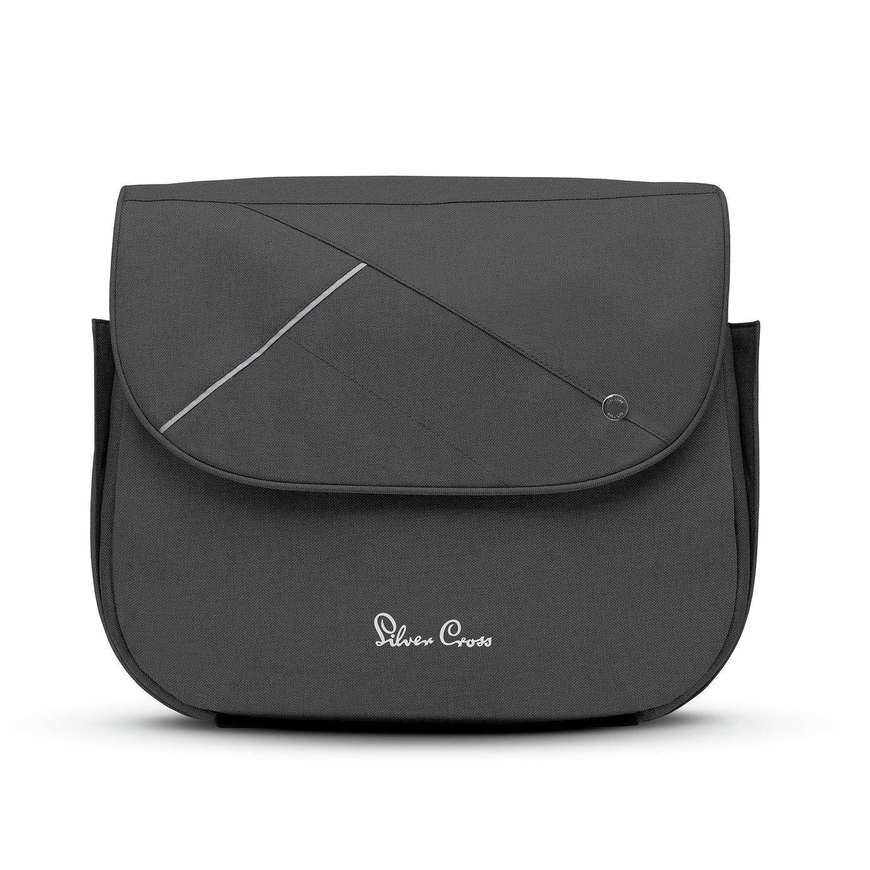 Silver Cross Advance Changing Bag - Onyx