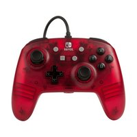 Wired Controller for Nintendo Switch - Frost Red