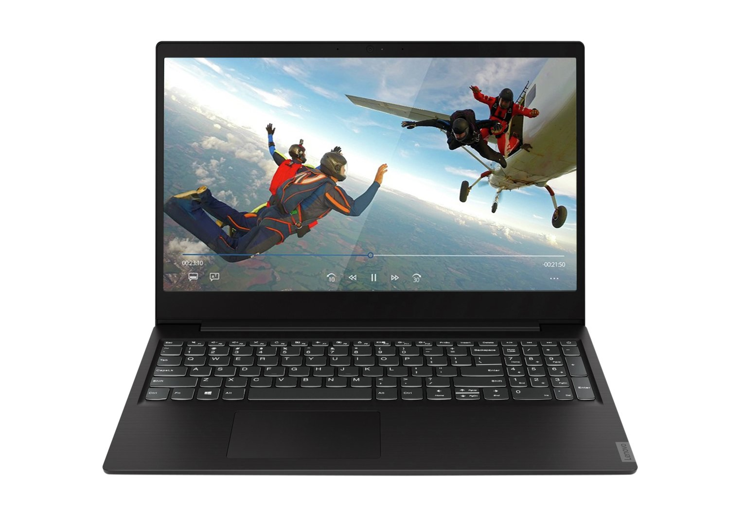 Lenovo IdeaPad S340 15.6in i7 8GB 2TB FHD Laptop - Black