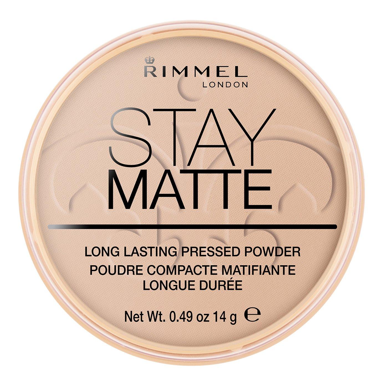 Rimmel Stay Matte Pressed Powder - Silky Beige