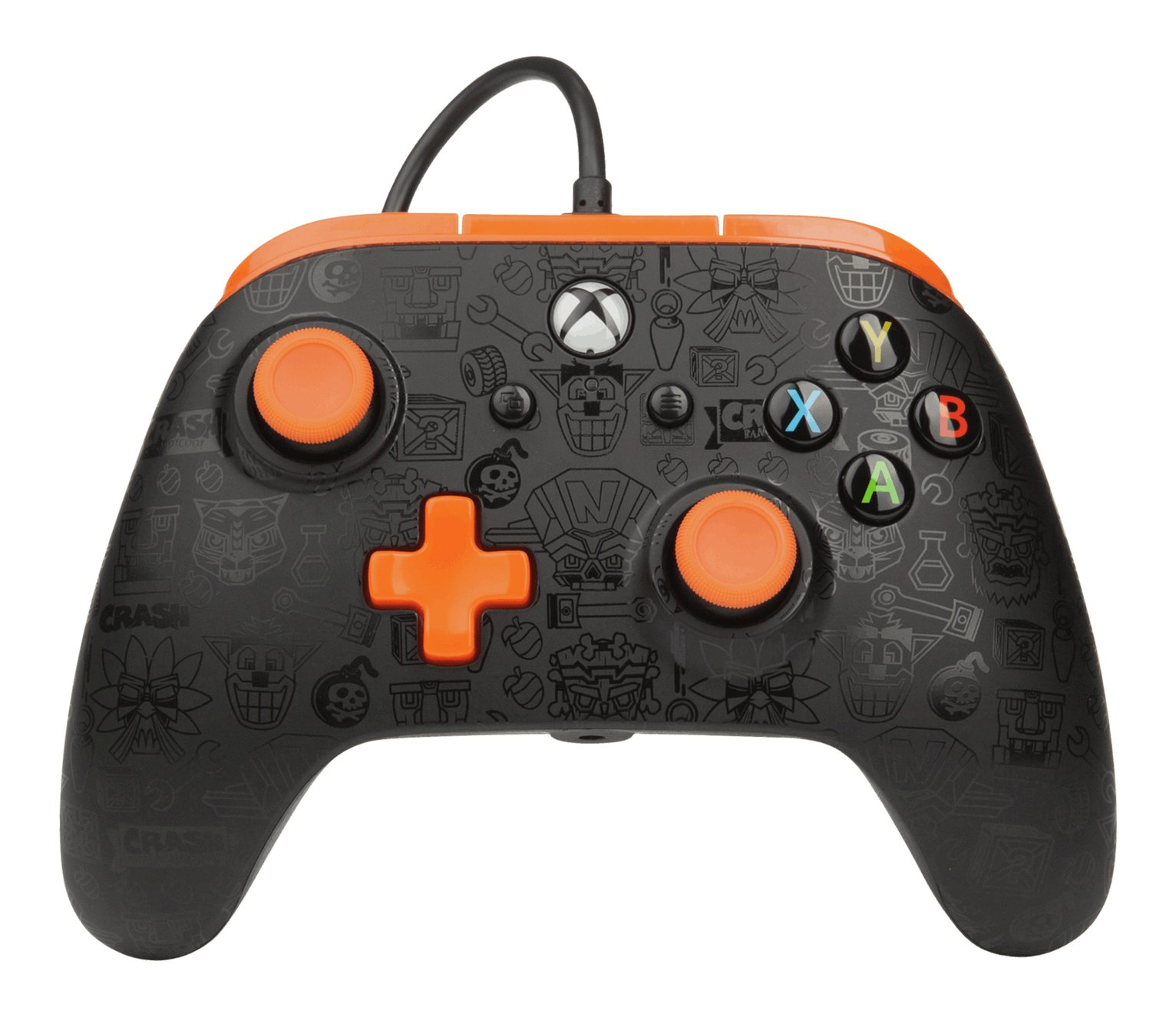 Enhanced Wired Controller for Xbox One - Crash Team Racing