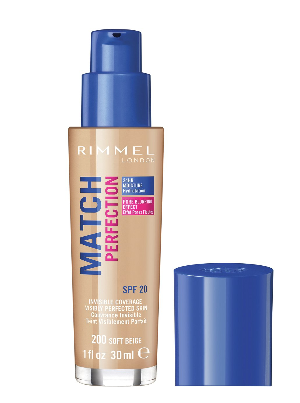 Rimmel Match Perfection Foundation - Soft Beige