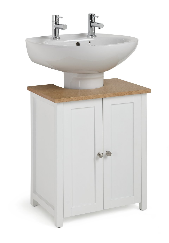 Argos Home Livingston Under Sink - White