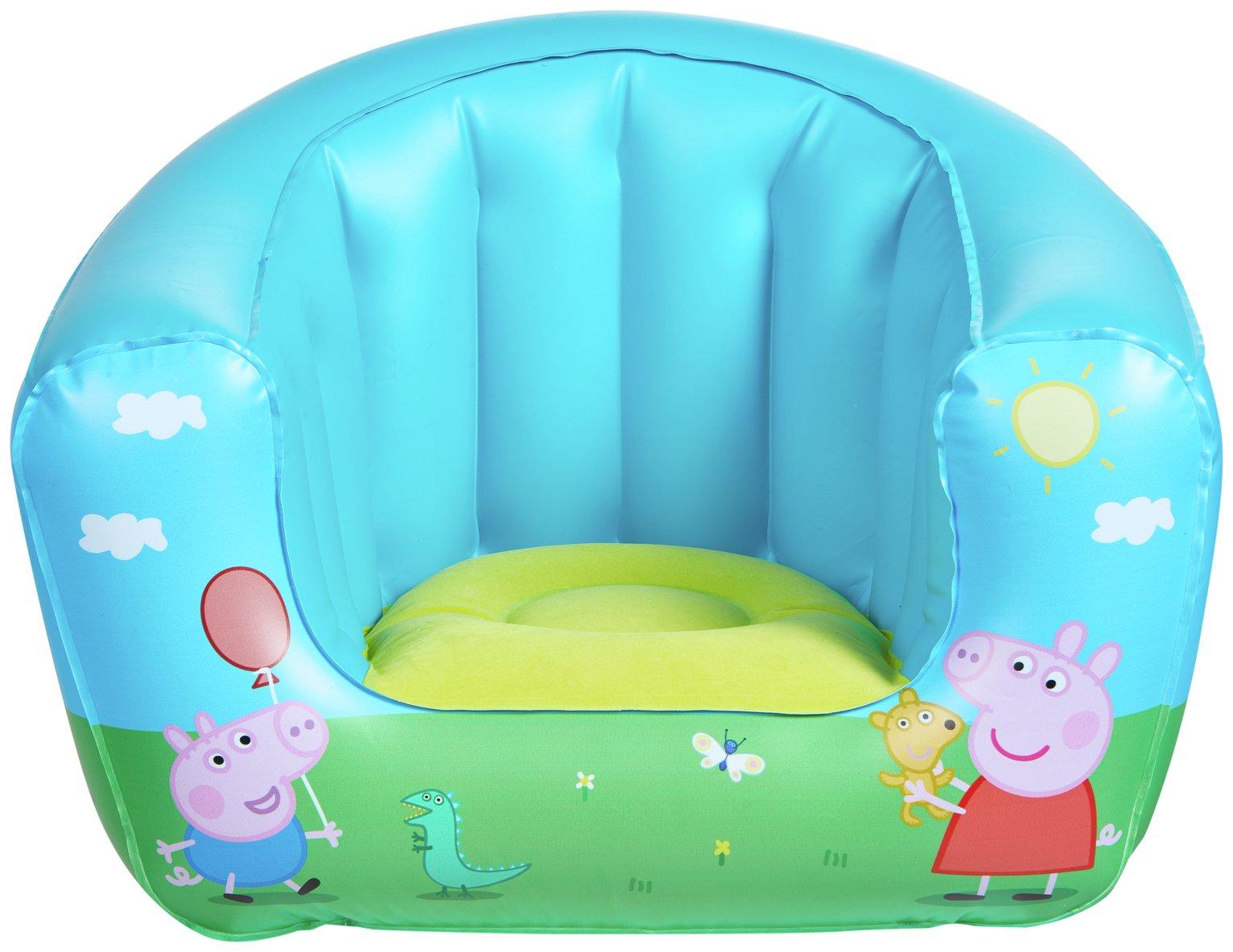 Peppa Pig Armchair Folding Chair Peppa Pig Folding Chair