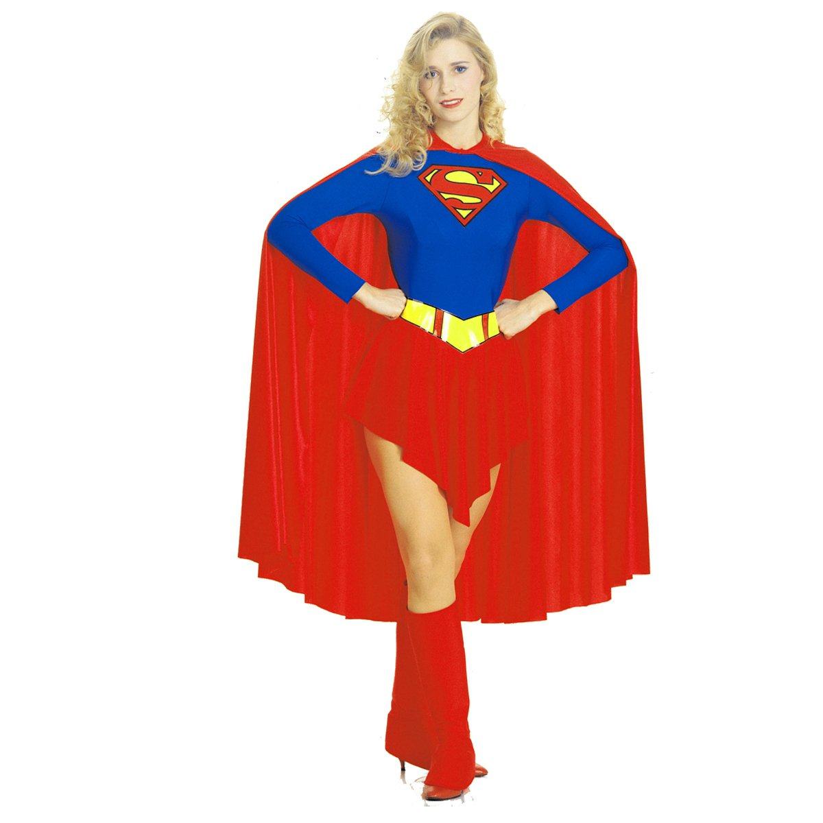 rubies-ladies-supergirl-costume-medium