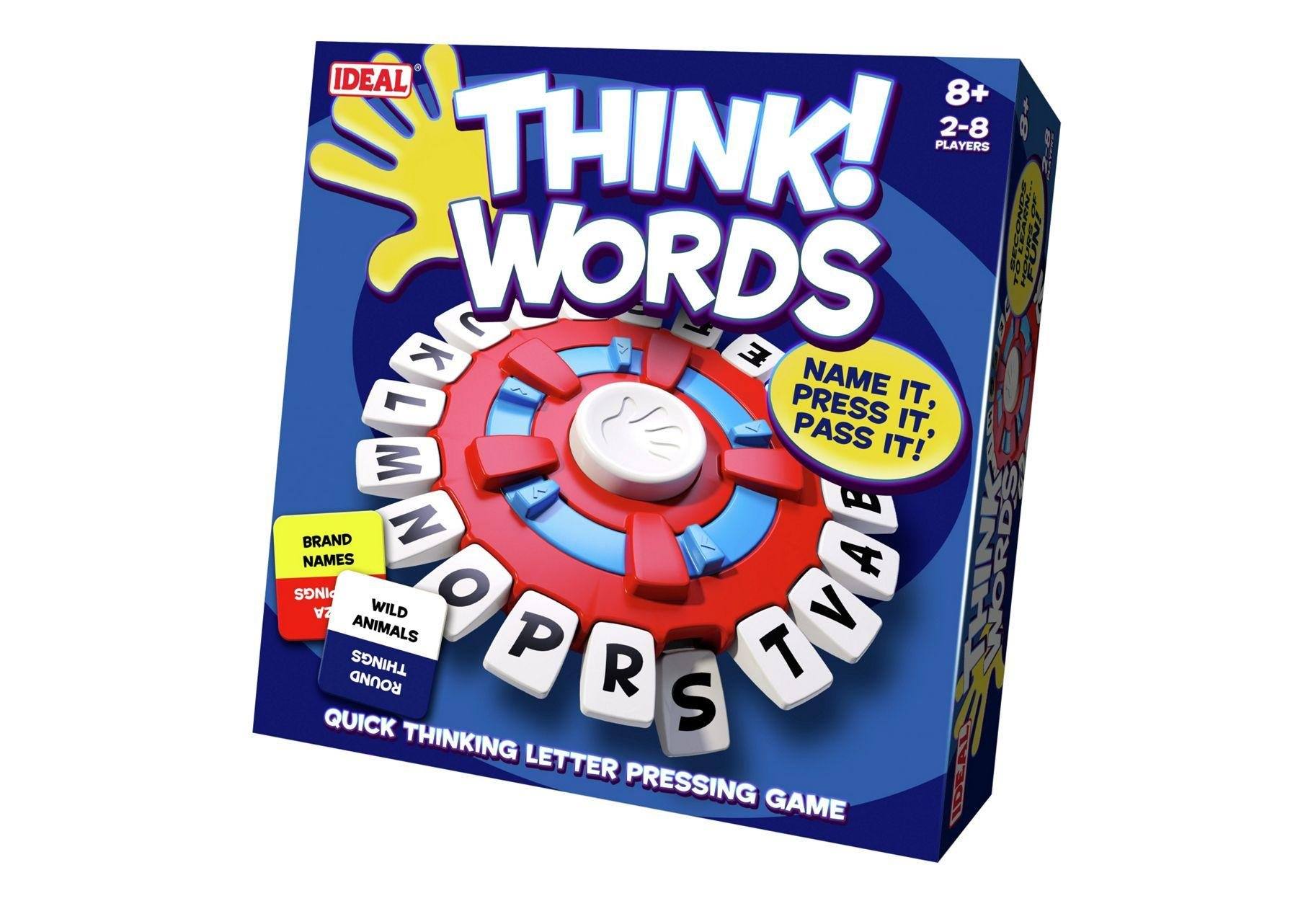 Think Words Game