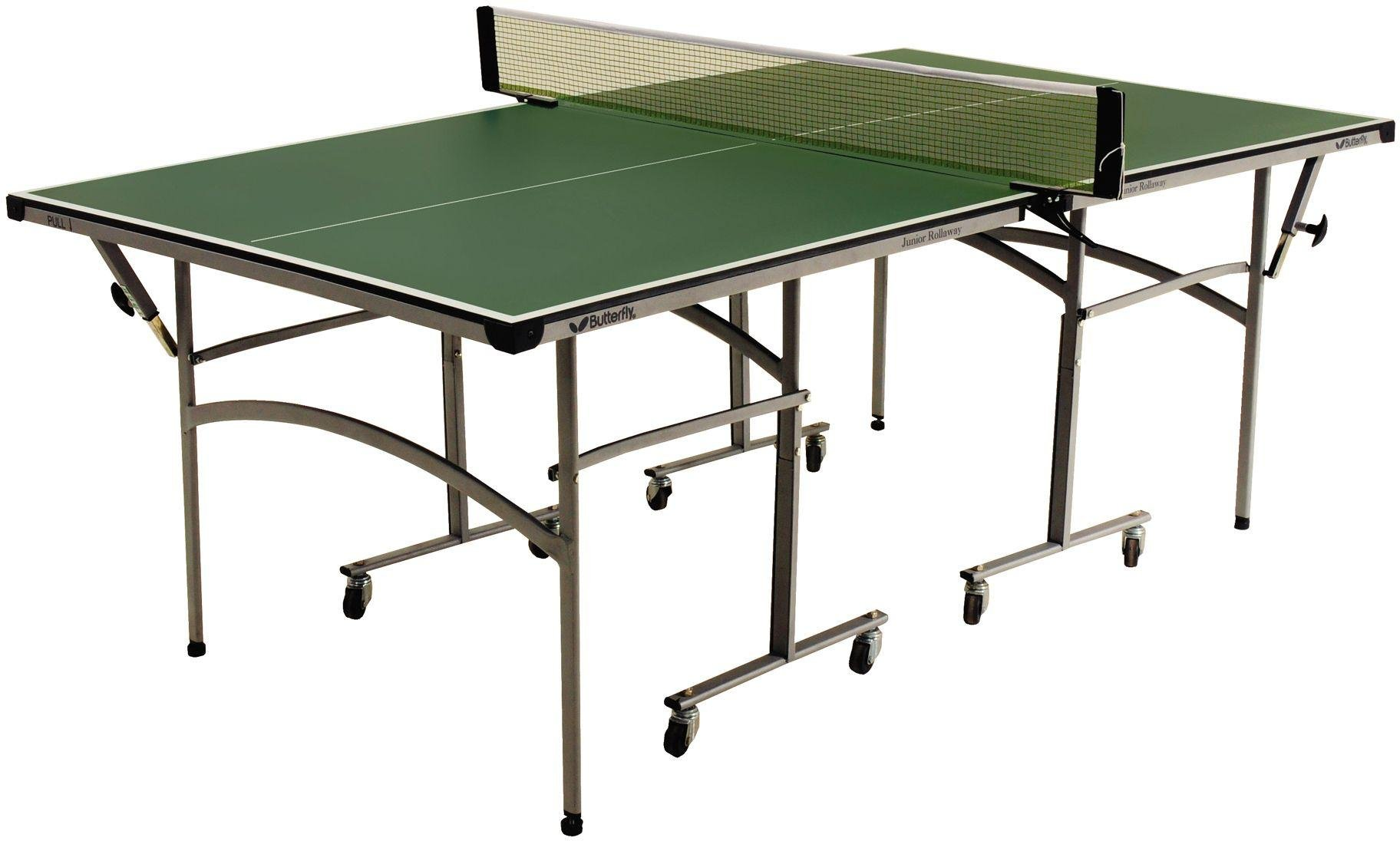 Image of Butterfly Junior Rollaway Table Tennis Table.