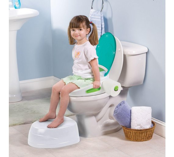 Toys R Us Potty Watch : Buy summer infant step by potty neutral at argos