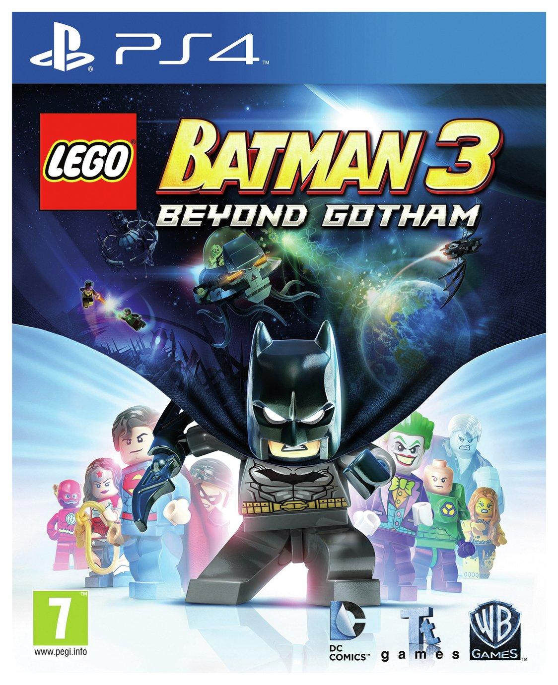 LEGO Batman 3 PS4 Game