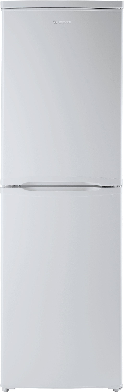 Image of Hoover HVBS5162WK Tall Fridge Freezer - White