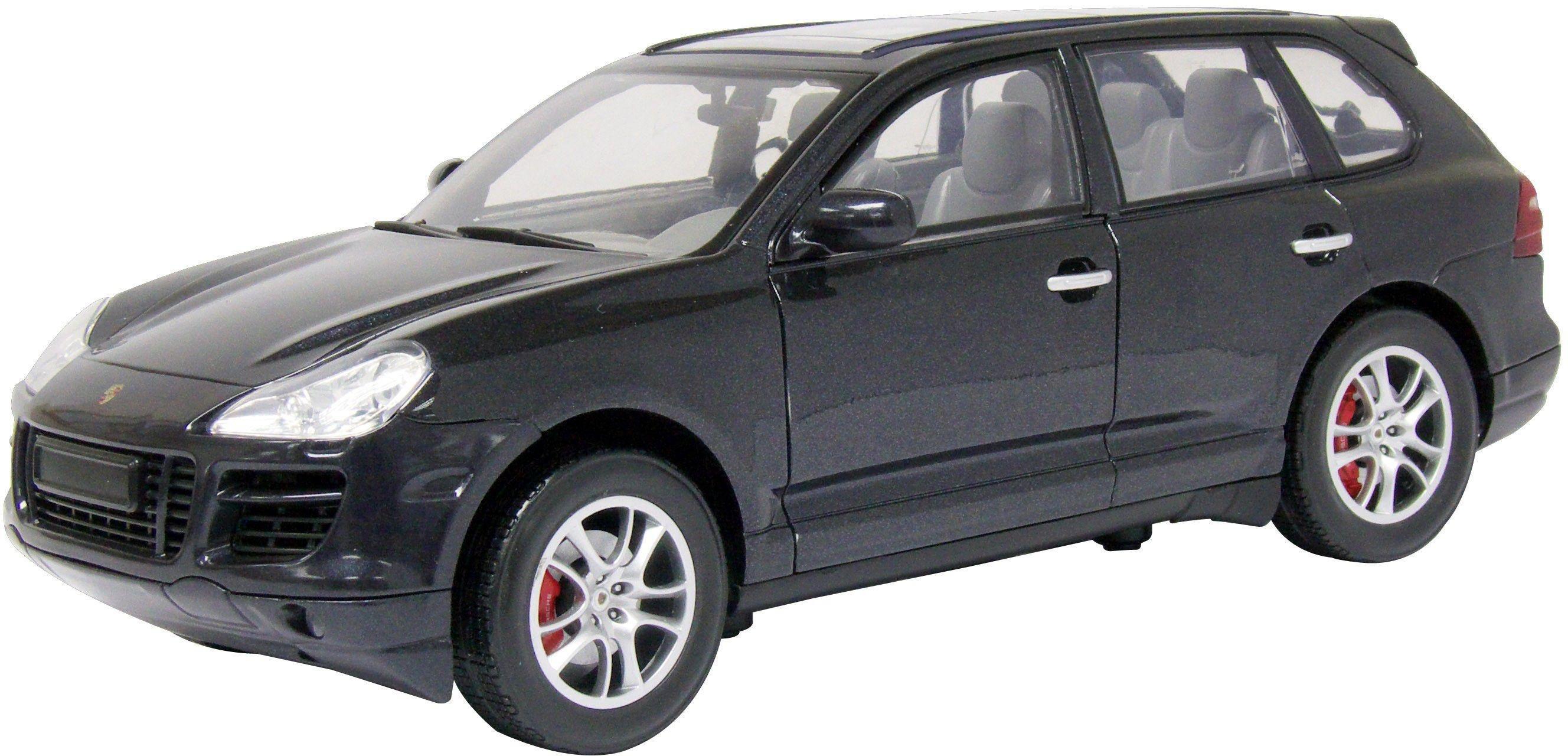 Porsche - Cayenne Turbo Black Diecast-  Collectors Model.