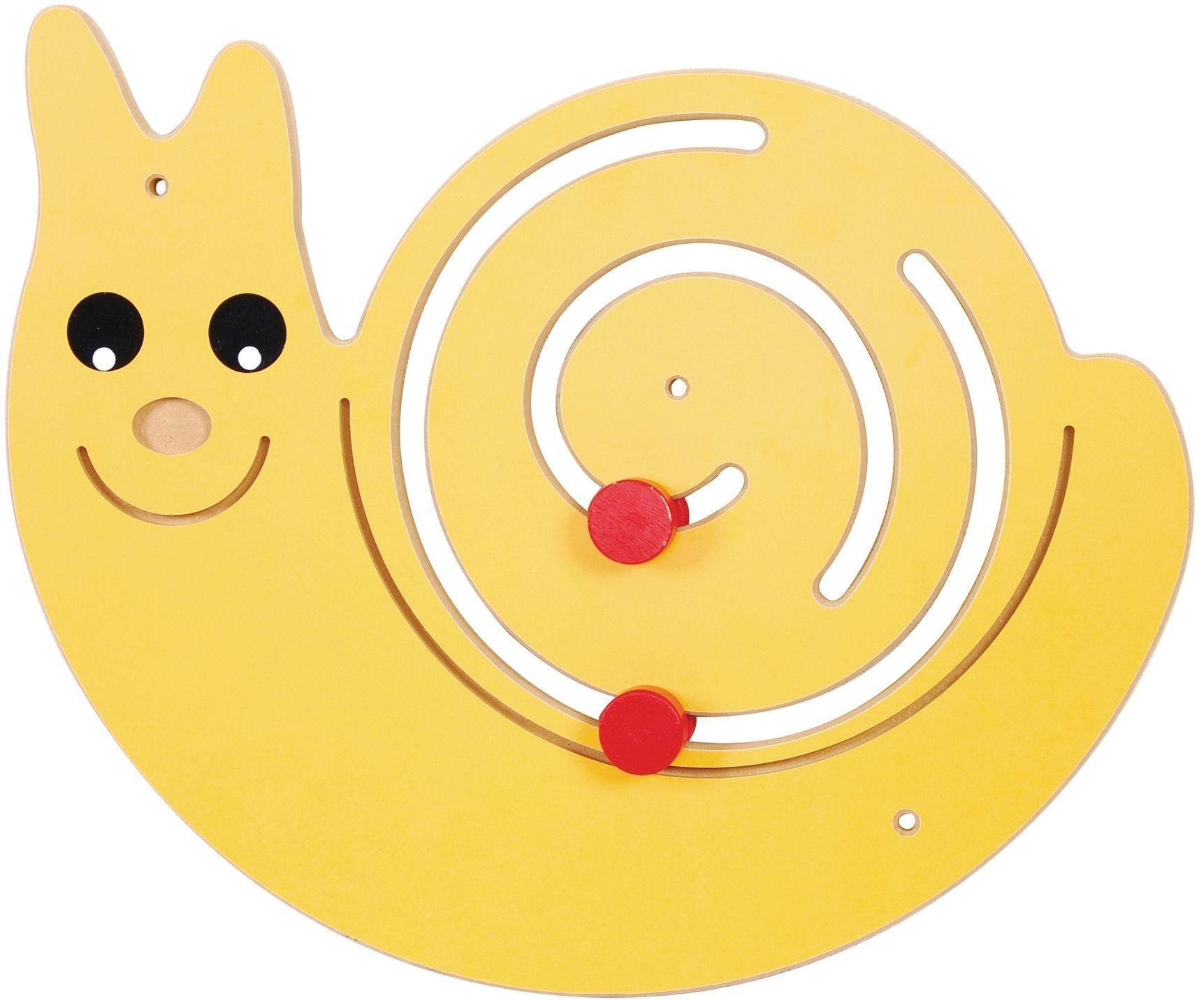 Image of Snail Play Sensory Play Panel.