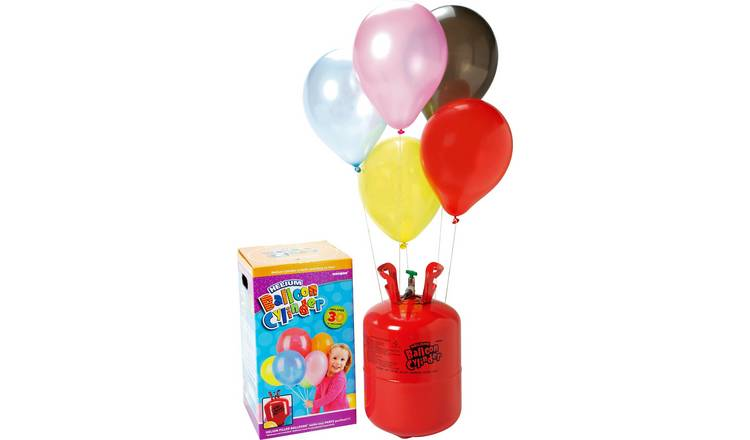 Helium Canister For Thirty 9 Inch Balloons275 4756