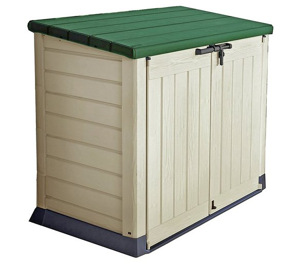 Buy Keter Plastic Store It Out Garden Storage Box Home