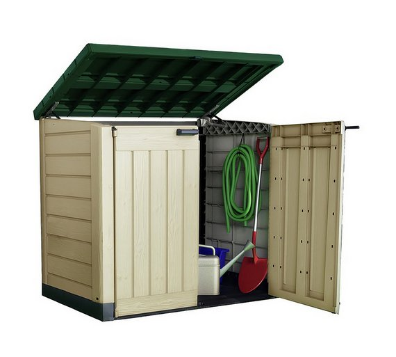 Buy Keter Store It Out Max Garden Storage Box