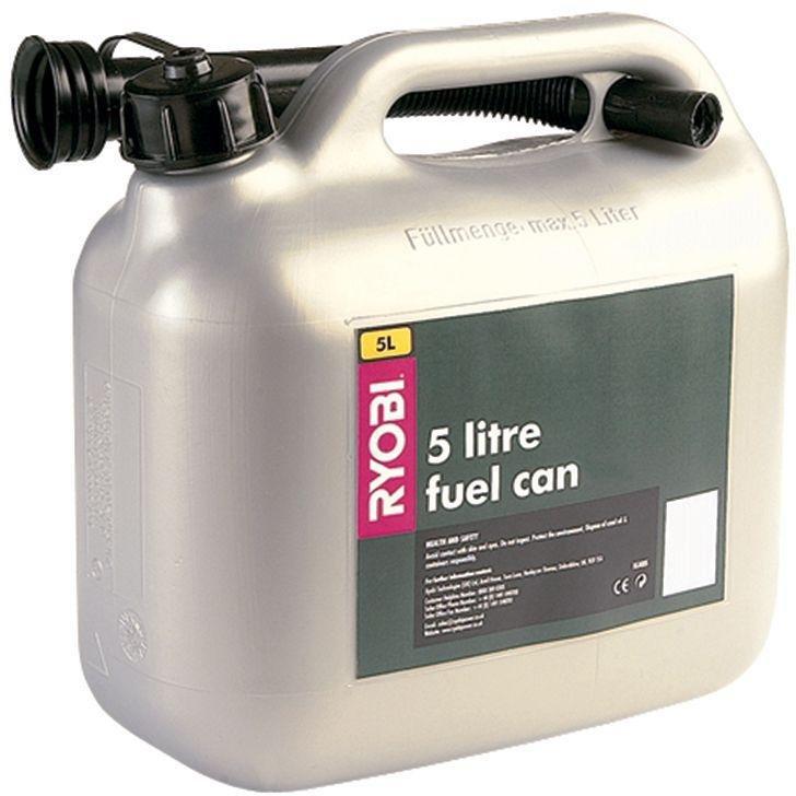 Ryobi - RGA005 5L Fuel Can lowest price