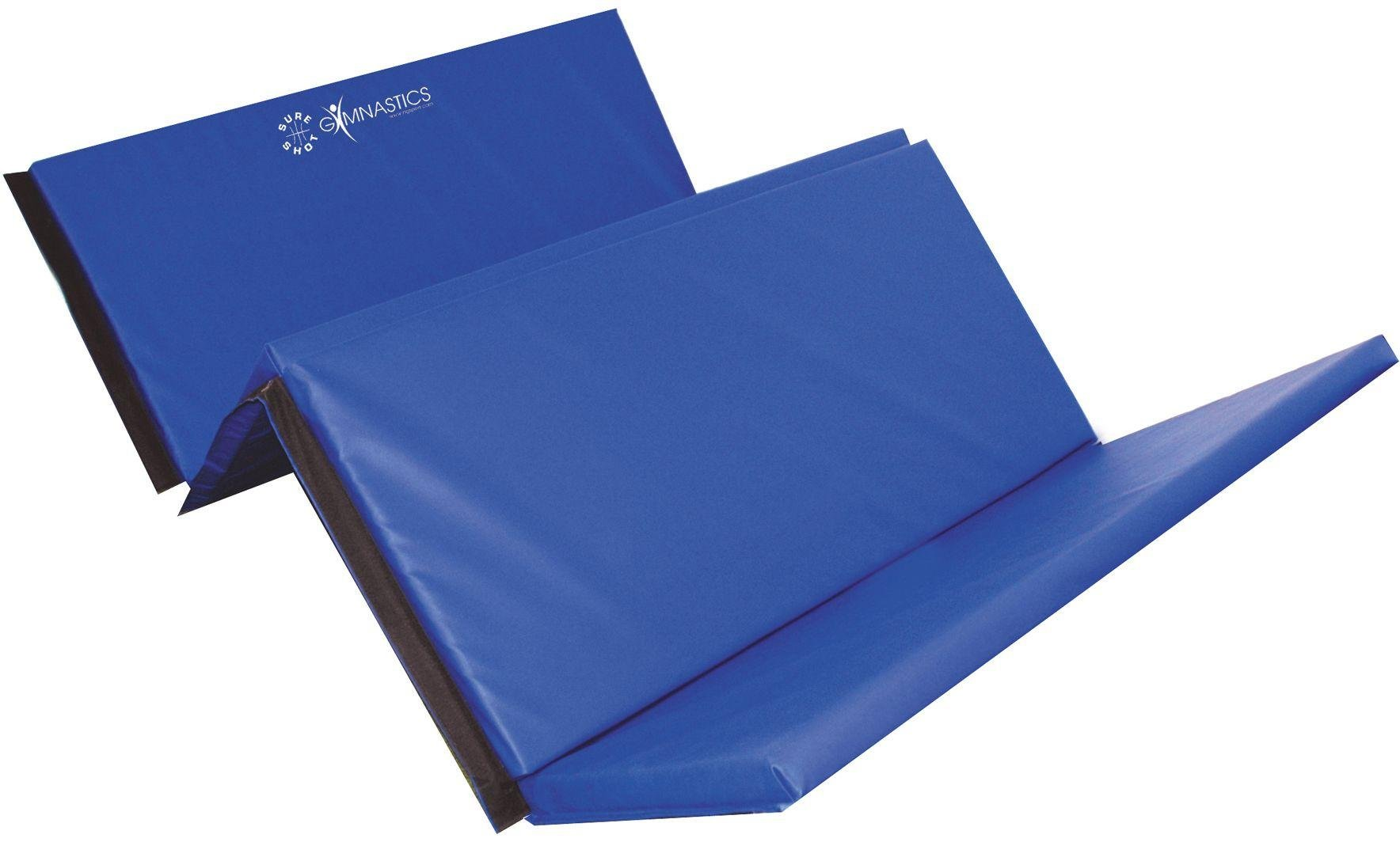 Sure Shot Foldable Double Mat (4 Fold) 8ft x 4ft x 50mm.