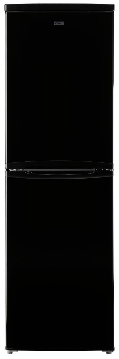 Candy CCBF5172BK Frost Free Tall Fridge Freezer - Black Best Price, Cheapest Prices
