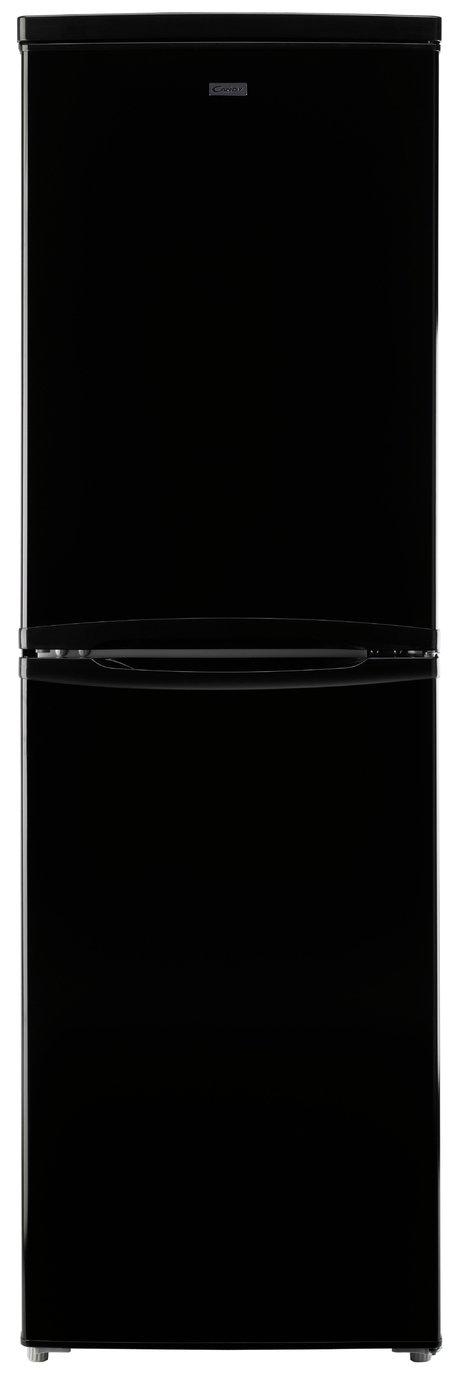 Image of Candy - CCBF5172BK Tall - Fridge Freezer - Black