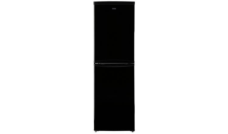 Candy CCBF5172BK Frost Free Tall Fridge Freezer - Black