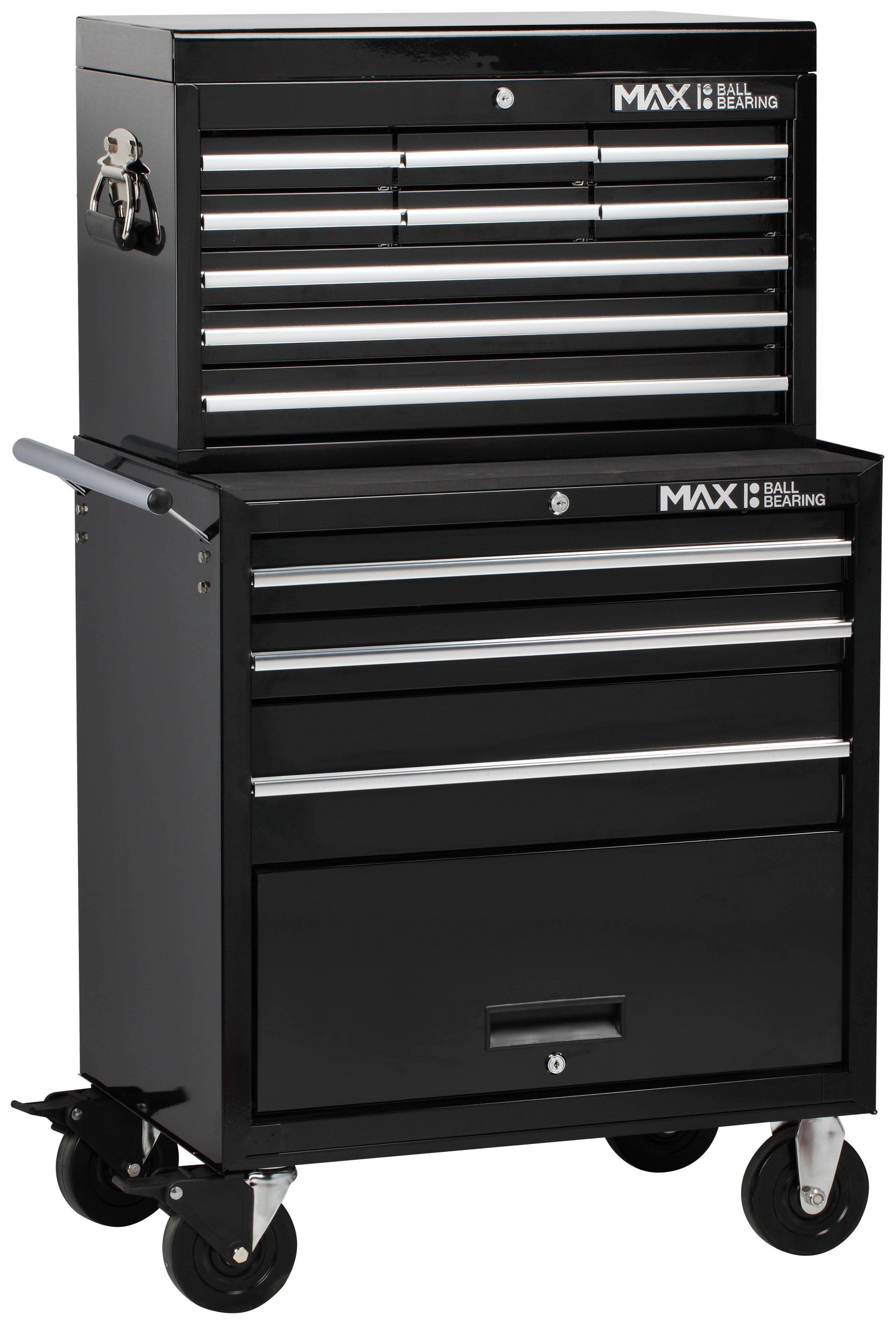 hilka procraft professional 12 drawer tool chest. Black Bedroom Furniture Sets. Home Design Ideas