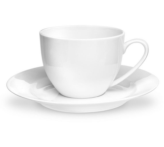 Buy Royal Worcester Serendipity Cup And Saucer Set Of 4 At