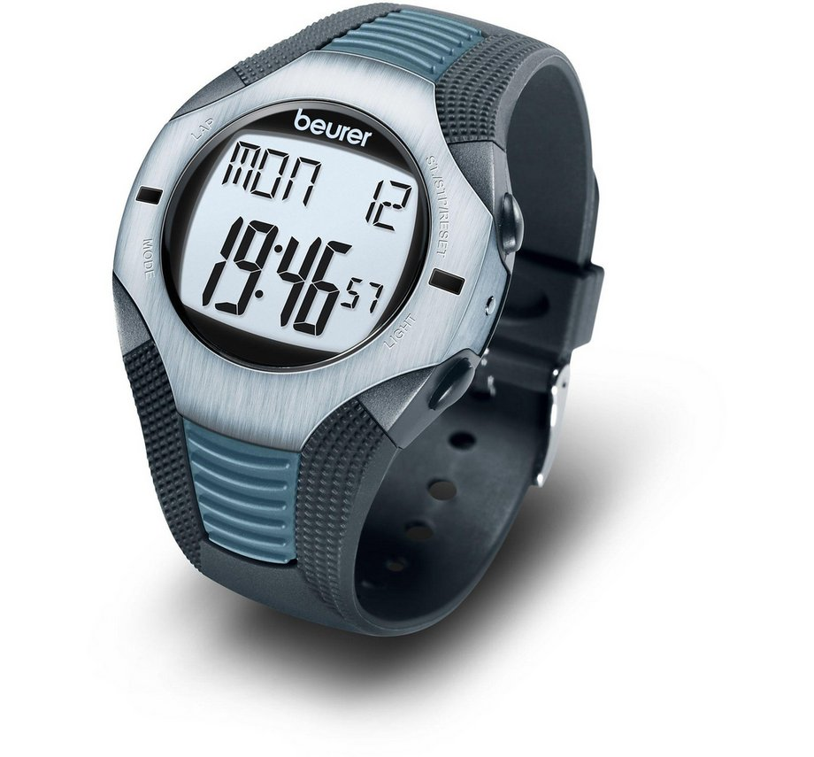 Beurer PM18 Heart Rate Pluse ECG Calorie Monitor Sports ...