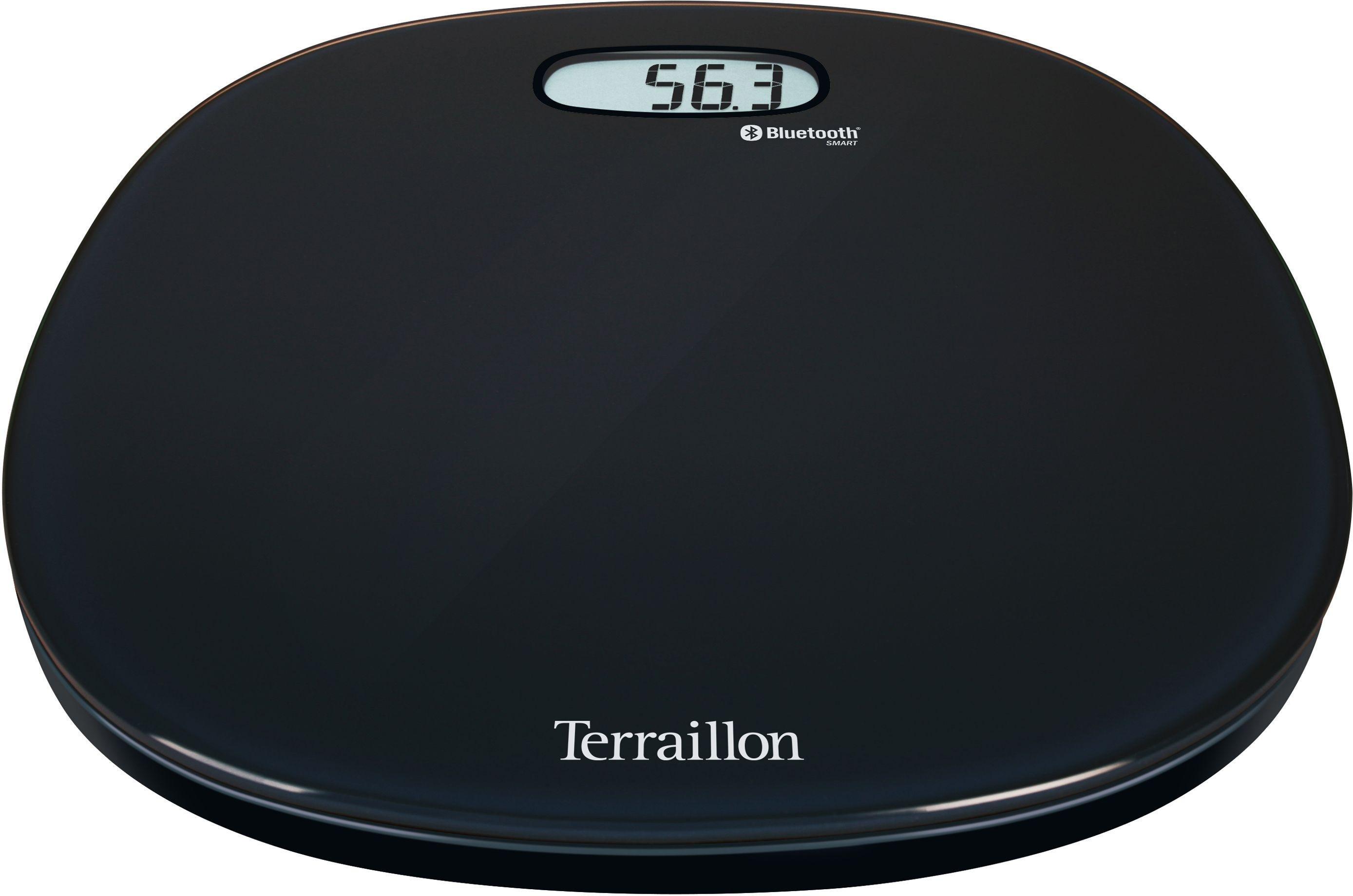 Terraillon - Web Coach One Black Body Analyser Bathroom Scale