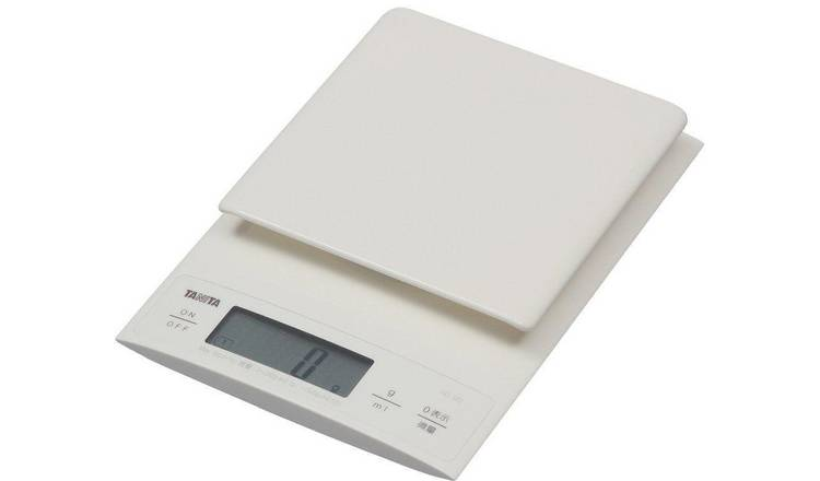 Tanita KD-320 Digital Kitchen Scale - White