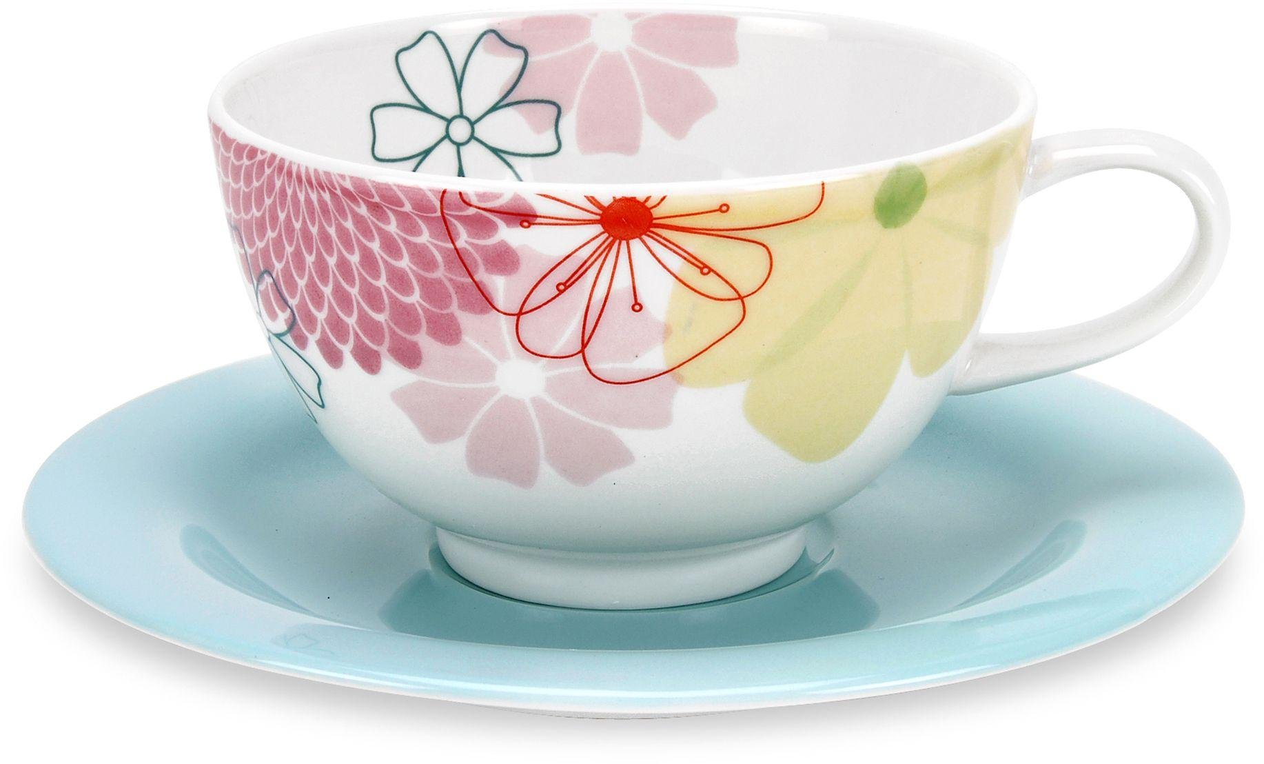 Daisy Chain Tea Cups And Saucers Box Search And Shop