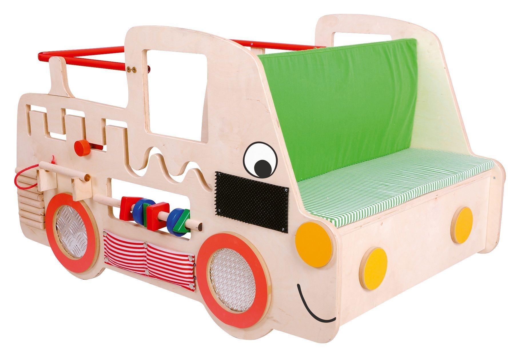 Image of Car Sensory Activity Play Centre.