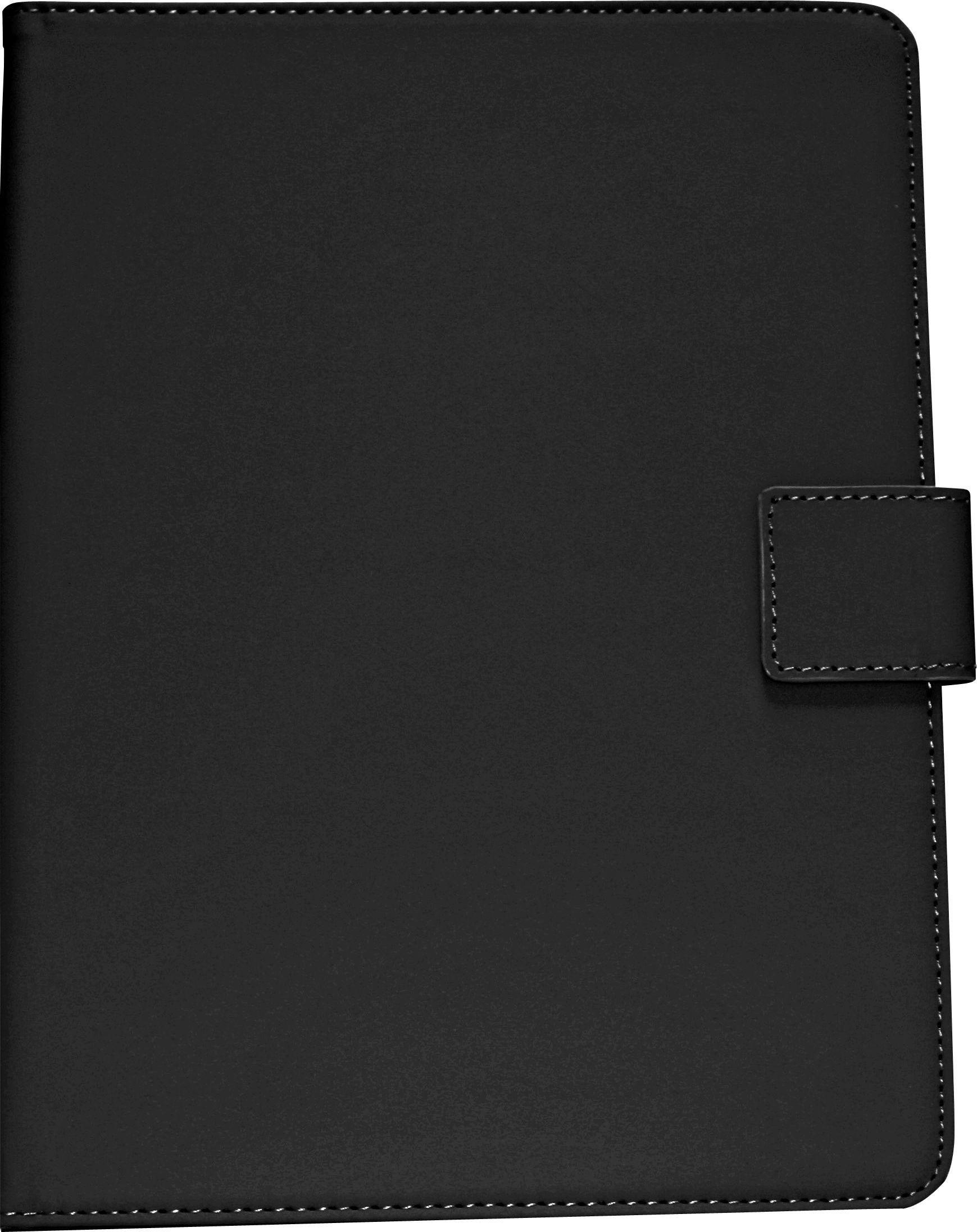 Universal - 7/8 Inch PVC Tablet Case - Black