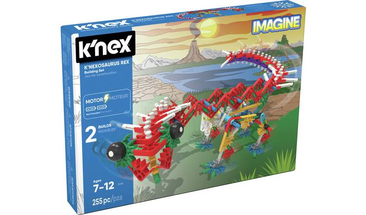 07f55e9ccdc Buy K'NEX K'Nexosaurus Rex Building Set | Construction toys | Argos