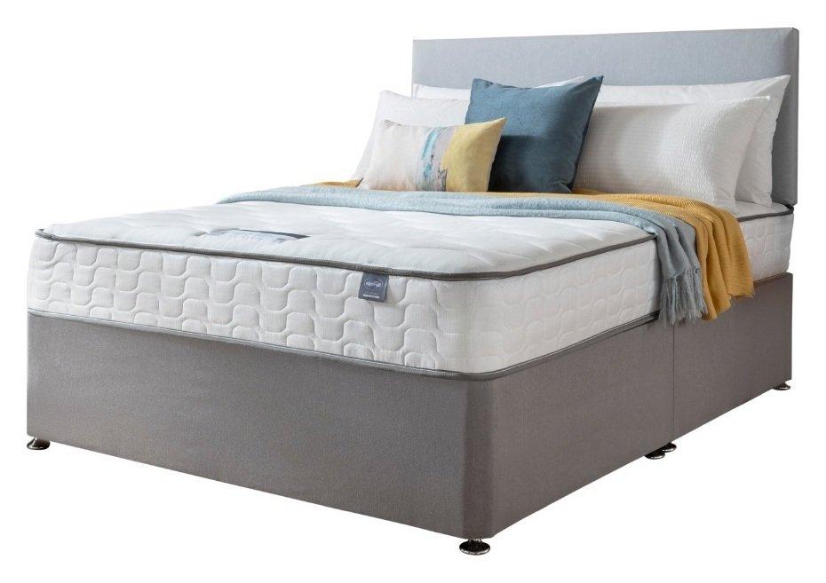 Silentnight - Harding Pocket Comfort - Double - Divan Bed