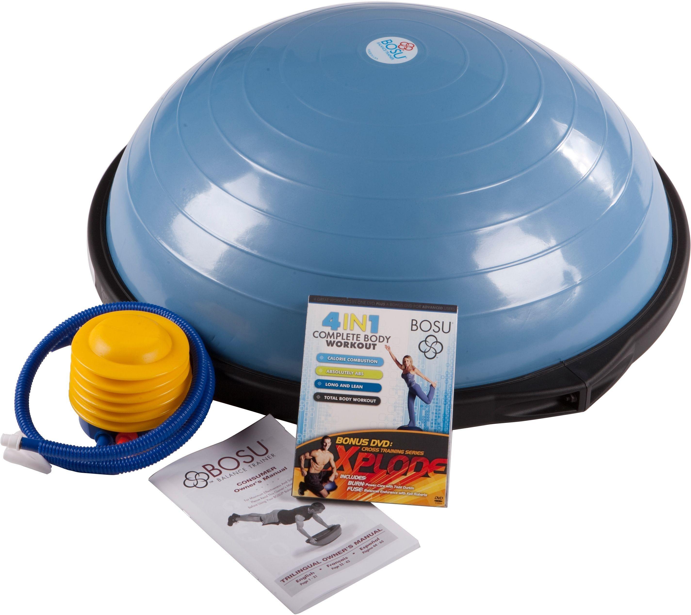Image of BOSU - Balance Trainer 24 inch diameter.