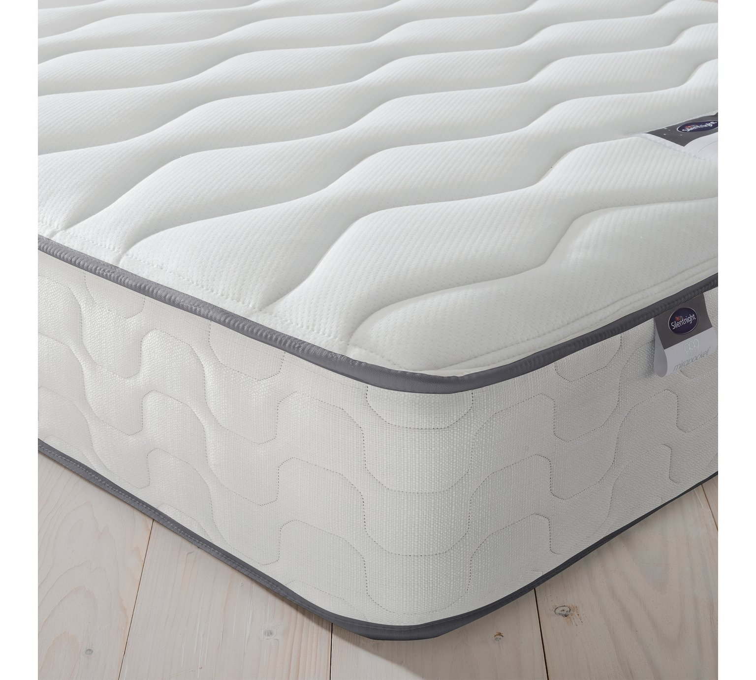 Silentnight Middleton 800 Pocket Comfort Single Mattress