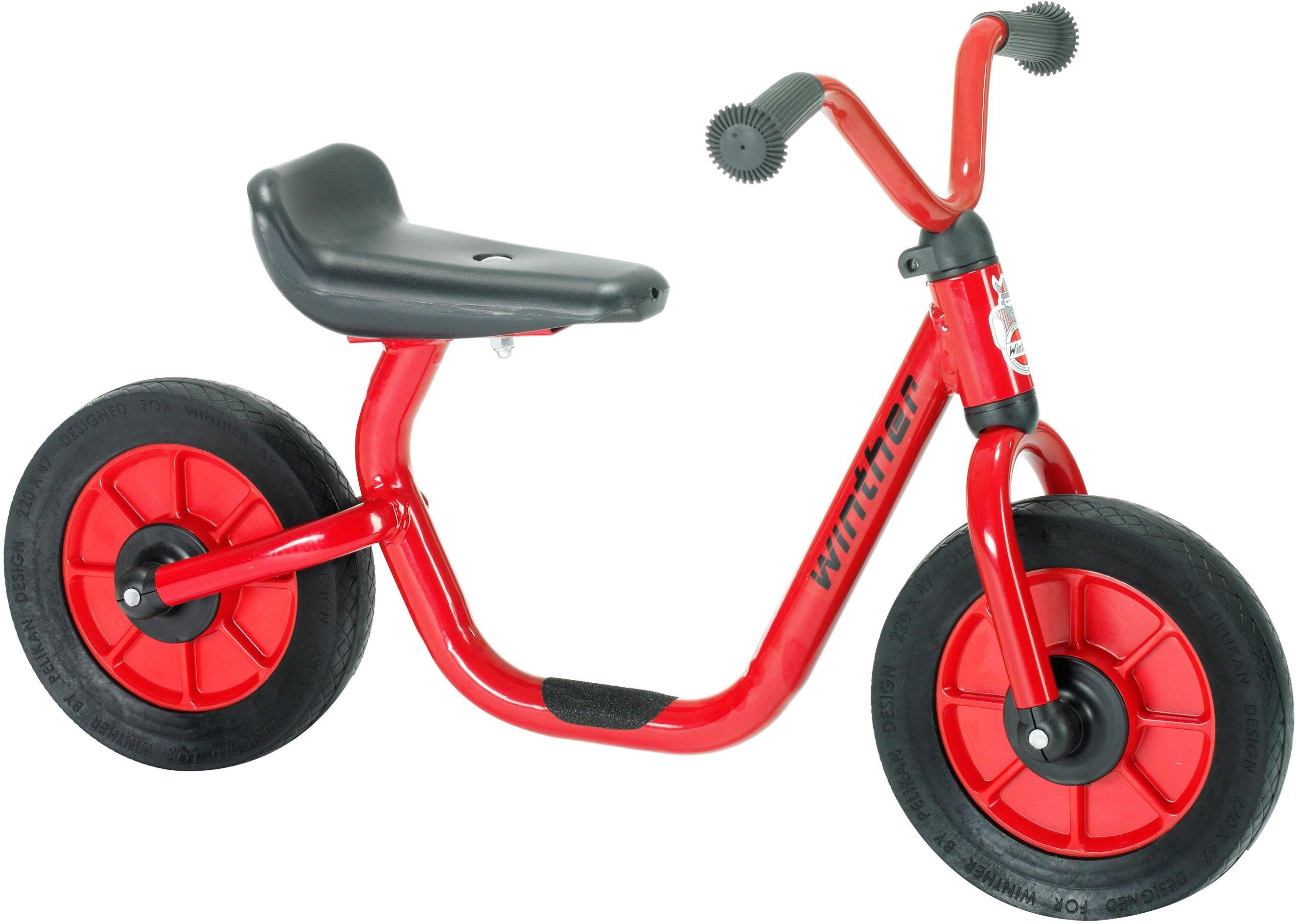 Winther Mini Viking Bike Red Runner   Children's.
